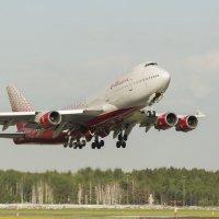 Боинг 747 (400) :: Олег Савин