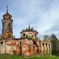 Знаменская церковь. :: Юрий Шувалов