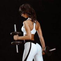 sport girl :: Dmitriy DGol