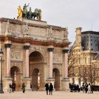 Arc de Triomphe du Carrousel :: Galina Belugina