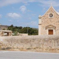 Мужской Монастырь Топлоу, Крит :: Евгений Палатов