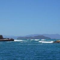 Бухта Ханьи, Крит :: Евгений Палатов