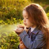 Волшебный лес :: Оксана Барковская