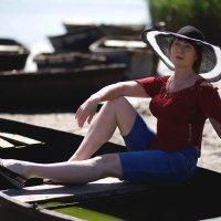 В ожидании рыбака с рыбкой)))) :: Viktoria Shakula