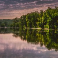 у озера :: Алина Гриб