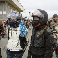 Северодвинск, открытие мотосезона (3) :: Владимир Шибинский