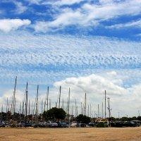 Какие разные бывают облака :: Николай Волков