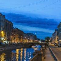 Приближение белых ночей :: Владимир Филимонов