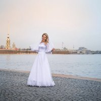 Вот такая счастливая! :: Ева Олерских