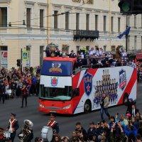 СКА Чемпион России и КХЛ :: tipchik