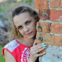 Моя... каменная стена.... :: Владимир Куликов