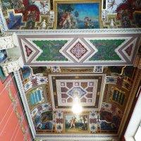 Роспись на потолке. :: Марина Харченкова