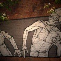 Уличное творчество :: Павел Зюзин