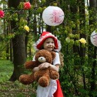 Красная шапочка :: Алексей Корнеев