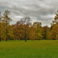 Осень в Екатерининском Парке... :: Sergey Gordoff