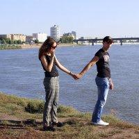 Не бойся, я с тобой! :: раиса Орловская