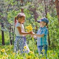 Дарите счастье друг другу :: Светлана Быкова