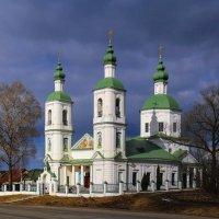 Церковь Вознесения Христова в Молоди :: Евгений Голубев