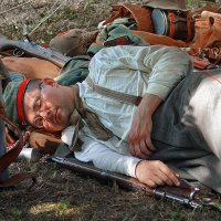 при не ясной обстановке ложись спать... :: Владимир Матва