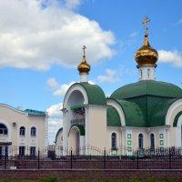 Храм Святого равноапостольного великого княза Владимира (2) :: Полина Потапова