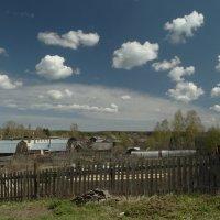 родной поселок :: Михаил Жуковский