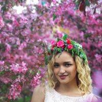 Девушка весна ) :: Татьяна Колганова