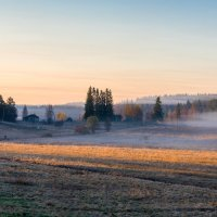 Весна. Утро в Карелии. :: Владимир Лазарев