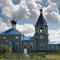 Храм. Новое Еремкино. Самарская область :: MILAV V