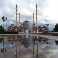 "Мечеть ""Сердце Чечни"" :: Alexey YakovLev"