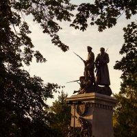 Памятник героям Первой мировой войны :: Vladislav Gushin
