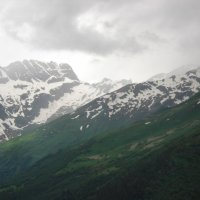 горы :: Елена Кордумова