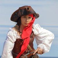 пиратка :: Ирина Симухова