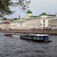 На Фонтанке. :: Марина Харченкова
