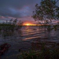 Ветреный закат :: Дамир Белоколенко