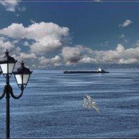 Баржа плыла... :: Anatol L