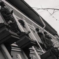 Статуи на Доме :: Константин Керн