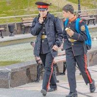 Два товарища (3)! :: Вячеслав Назаренко