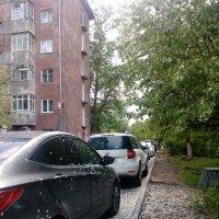 Главное удачно припарковаться! :: Ольга НН