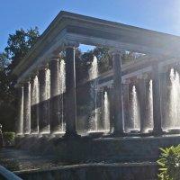 фонтан в Петергофе :: Елена