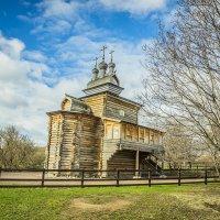 Москва, заповедник Коломенское, храм святого Георгия Победоносца :: Игорь Герман