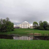 Тучи над Павловским дворцом. :: Алексей Цветков