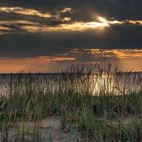 Вечер на белом море :: Павел Харлин