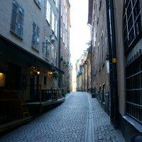 Улочки Стокгольма :: Алёна Савина