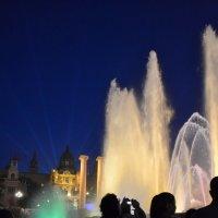 Вечер с водной феерией :: Ольга