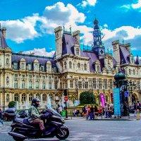 Франция Париж :: Александр Липовецкий