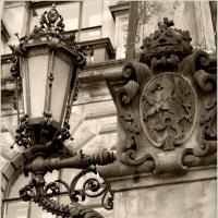 Пражский фонарь :: Galina Belugina