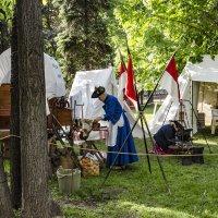 Наполеоновская армия таки вернулась в Москву ... :: Сергей Козырев