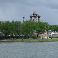 Останкинский пруд, :: Надежда