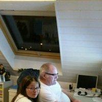 папа с дочкой :: Иван