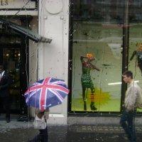 Мокрый Лондон :: Марина Домосилецкая